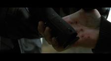 Tranquilised Needle Gun